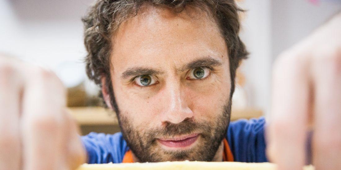 Portrait numérique d'Augustin Paluel-Marmont, cofondateur de Michel et Augustin