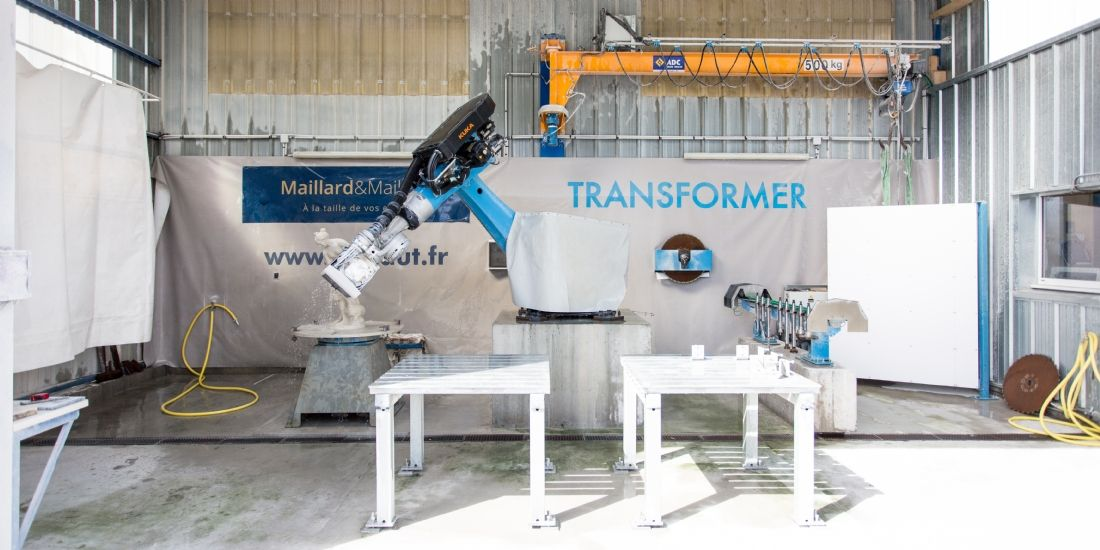 [Étude de cas] L'artisan Eric Maillard innove en s'équipant d'un robot