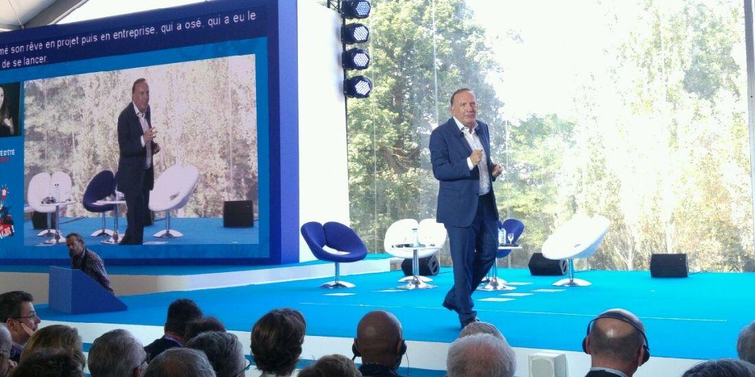 Le programme politique de Pierre Gattaz pour 2017