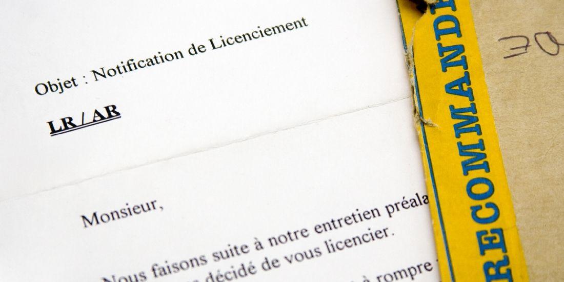 Licenciement injustifié: le nouveau barème indicatif d'indemnités est prêt