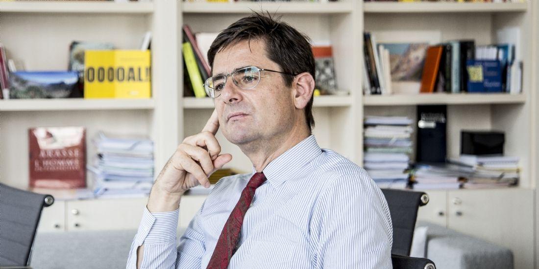 Nicolas Dufourcq (Bpifrance) : 'Dirigeants, c'est le moment d'investir'