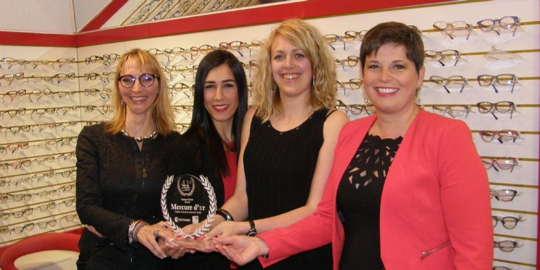 Grand Prix des Commerçants : Angélique Saumier, la reine du service client