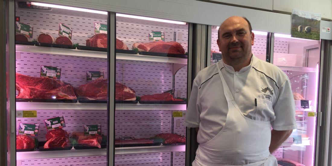 Grand Prix des Commerçants : Jérôme Toniazzo, un boucher vachement transparent
