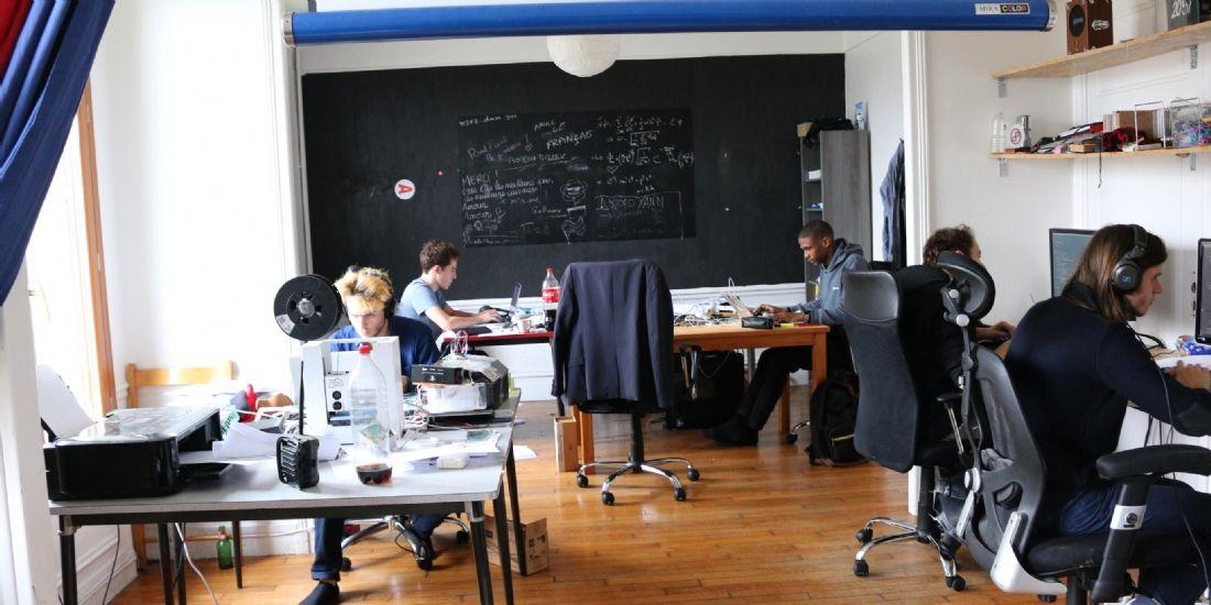 [Inspiration] 3 idées à retirer de la colocation de start-uppers Hacker House
