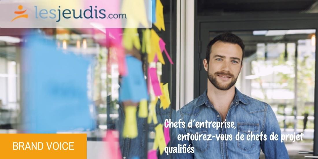 Chefs d'entreprise : entourez-vous de chefs de projet qualifiés