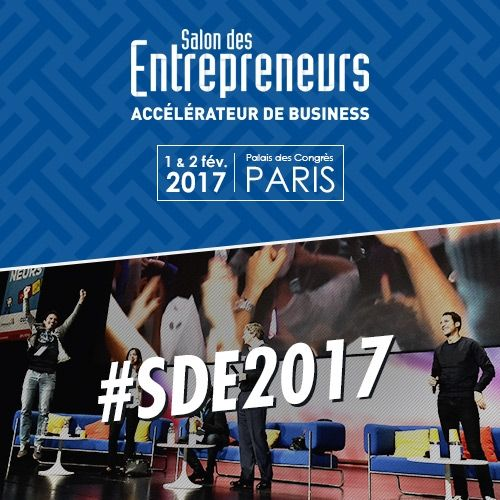 Salon des entrepreneurs sde de paris 2017 une dition for Salon airsoft 2017 paris