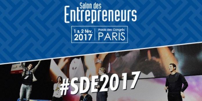 Salon des entrepreneurs de Paris 2017 : une édition résolument numérique