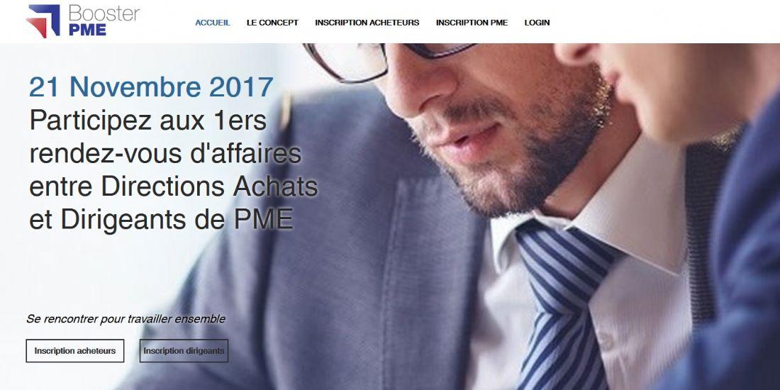 Booster PME, le rendez-vous business de fin d'année