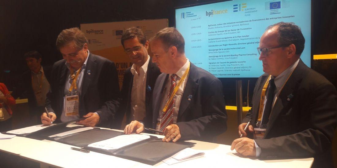 Financement : Bpifrance et le groupe BEI renforcent leur action pour les entreprises innovantes