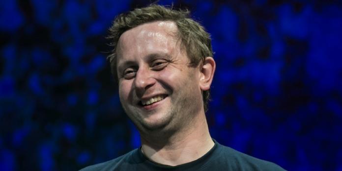 Octave Klaba (OVH) élu entrepreneur de l'année EY