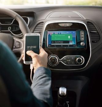 Téléphonie : le smartphone prend le volant !