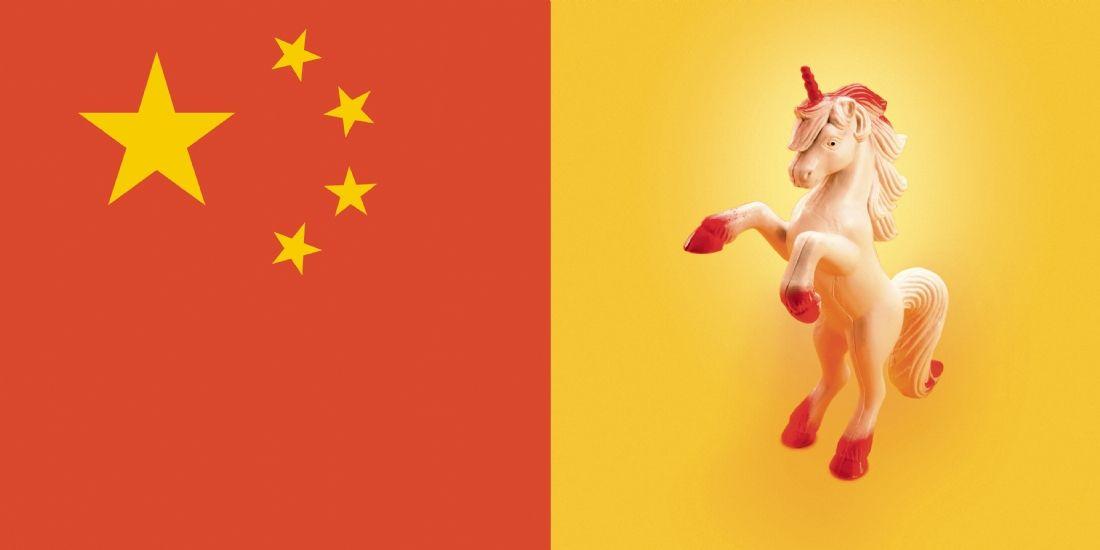 Les licornes chinoises se bâtissent un empire