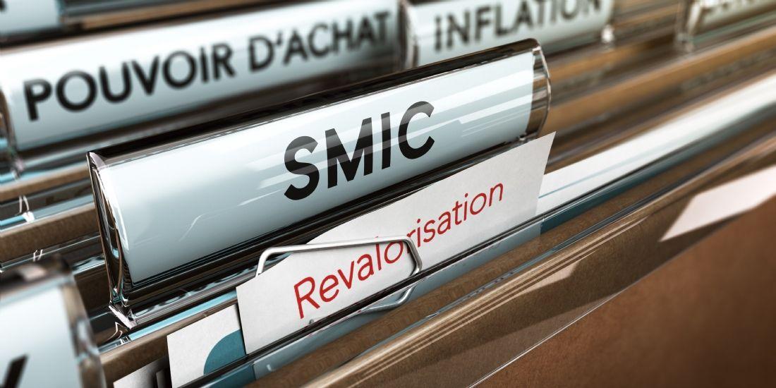Le Smic revalorisé à 1498,49 euros brut par mois au 1er janvier