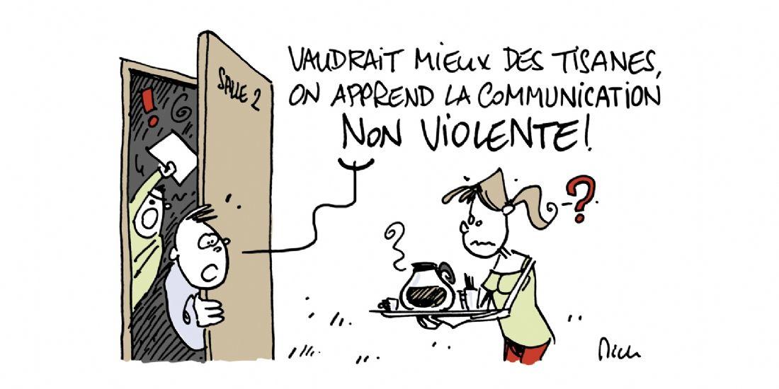 Communication non-violente : rétablissez le dialogue dans votre PME