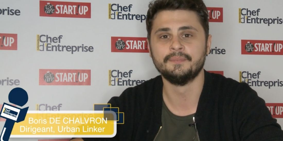 [Vidéo] #SDE2017 : le pitch de la start-up Urban Linker