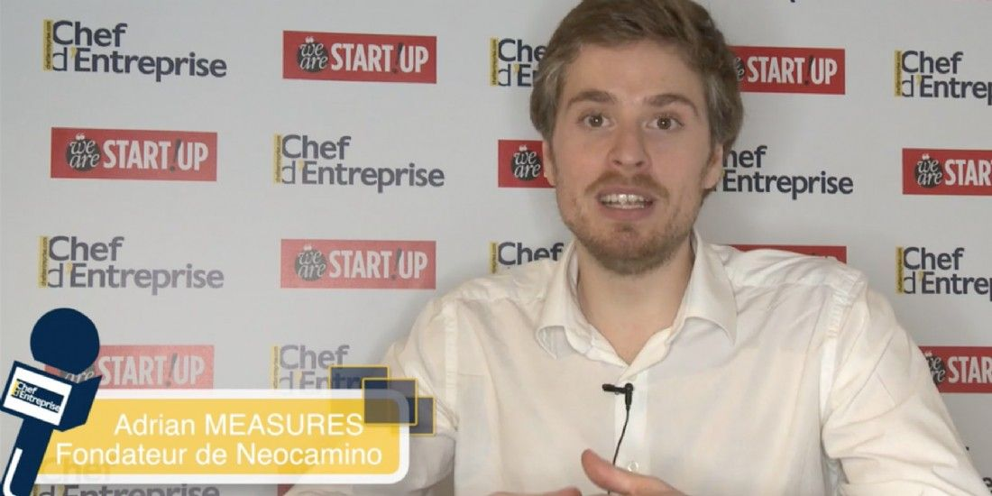 [Vidéo] #SDE2017 : le pitch de la start-up Neocamino