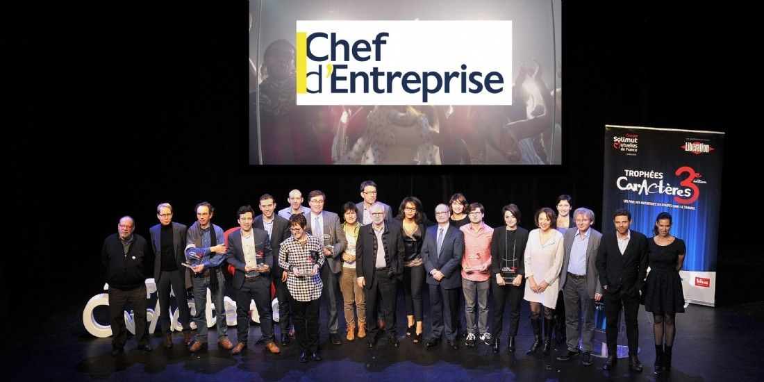 Deux sauvetages de PME récompensés par les Trophées Caractères