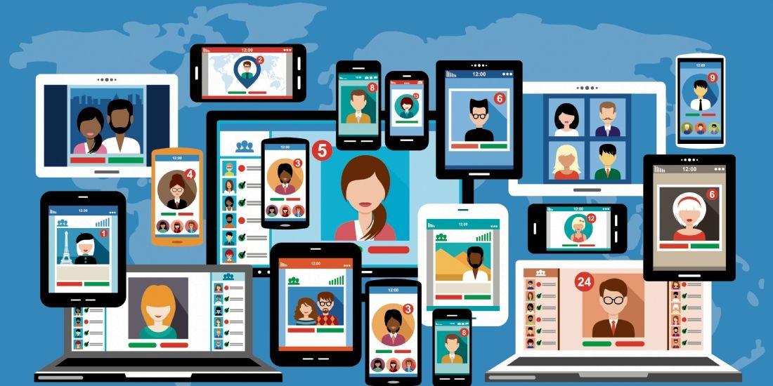 Réseaux sociaux : où en sont les entreprises européennes ?