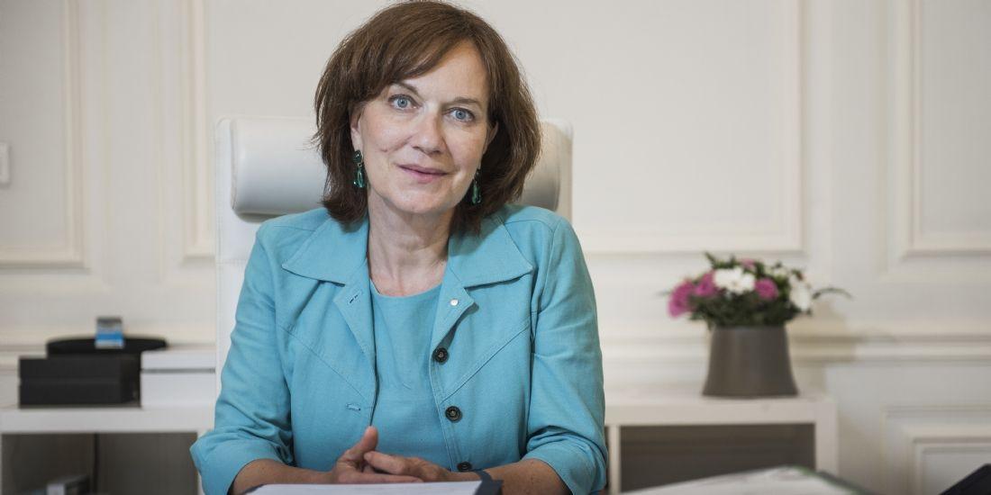 Laurence Rossignol, ministre des Droits des femmes : 'il y a 38 % de femmes créatrices d'entreprises en France'