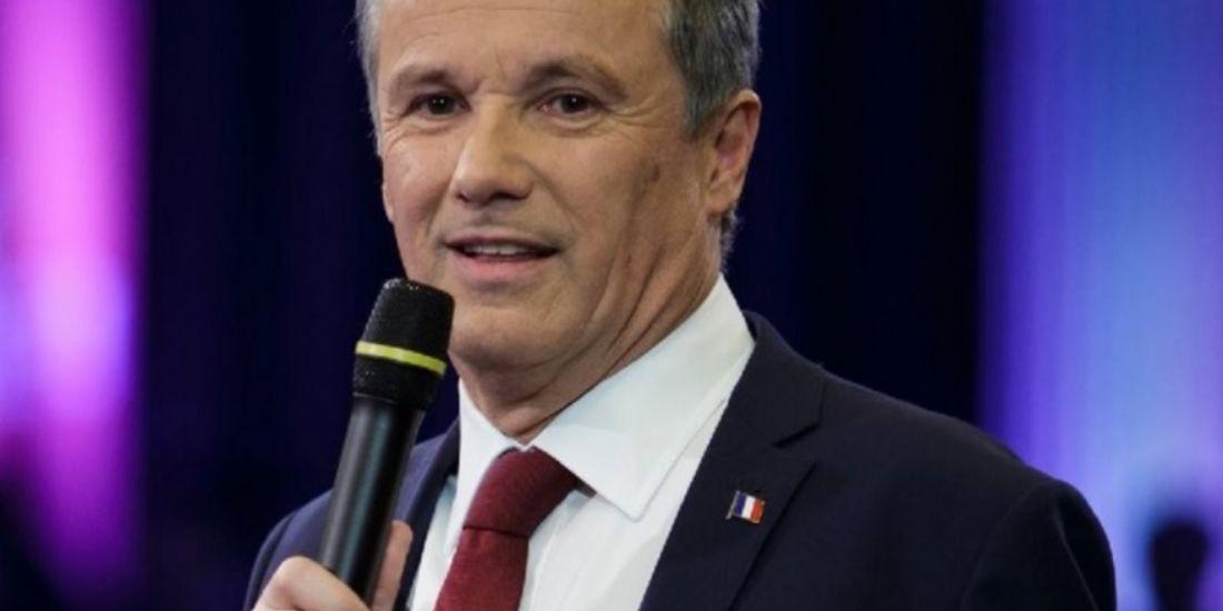 Présidentielle 2017 : le programme complet de Nicolas Dupont-Aignan pour les TPE et PME