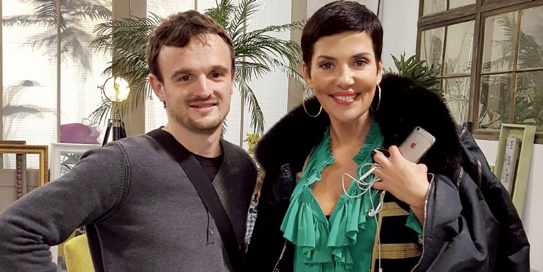 Le jour où... Cristina Cordula a signé un partenariat avec la start-up Craftine
