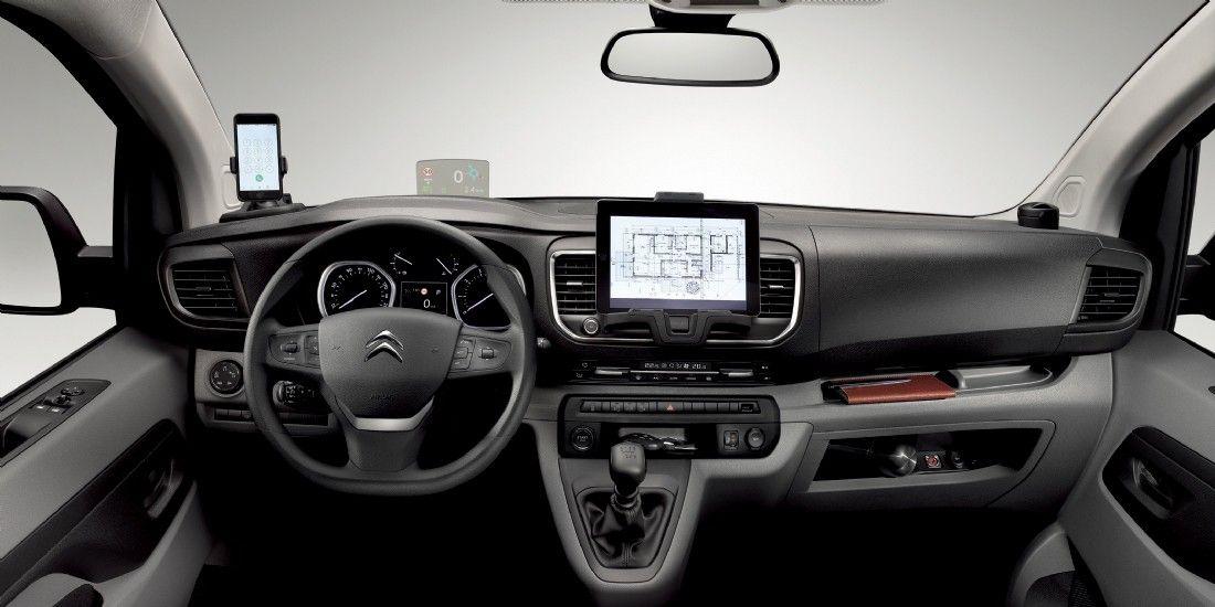Des véhicules utilitaires de plus en plus connectés