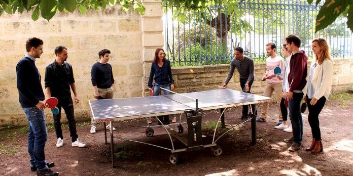Management : 3 pratiques collaboratives des start-up du Château Numérique
