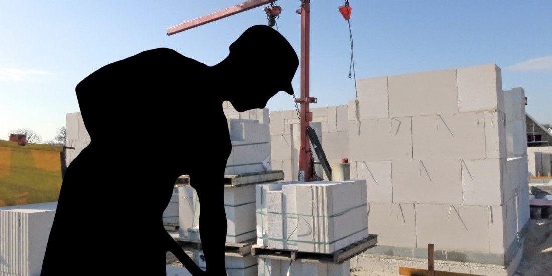 Travail illégal: le BTP concentre plus de la moitié des redressements en 2016