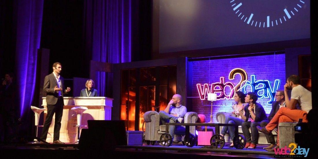 Appel à candidatures : au Web2day, les start-up font leur festival