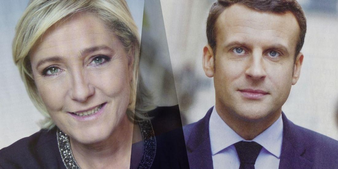 Les mesures de Macron et Le Pen pour les commerçants de proximité