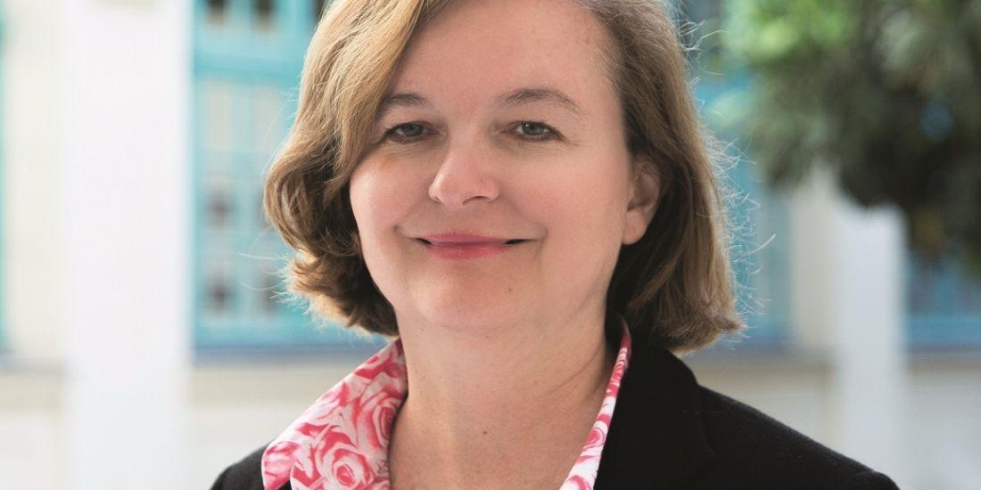 """Nathalie Loiseau, directrice de l'Ena: """"L'Ena est une petite PME"""""""