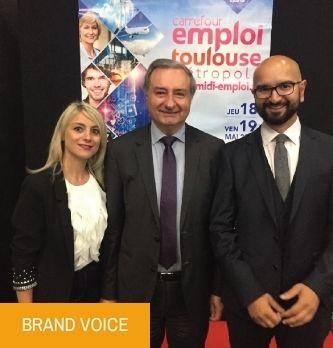 L'avis d'expert de Netcom Group pour bien réussir un forum de l'emploi