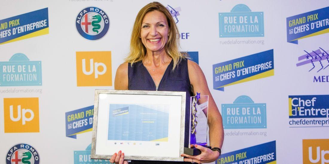 GPCE 2017 : la PME Convers récompensée pour son engagement social responsable