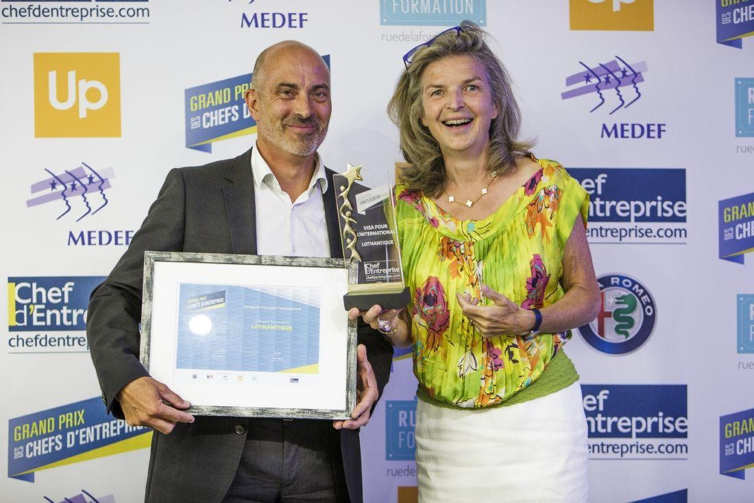 Gpce 2017 lothantique remporte le premier prix dans la for Porte premier prix
