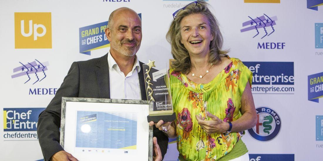 GPCE 2017 : Lothantique remporte le premier prix dans la catégorie Visa pour l'International