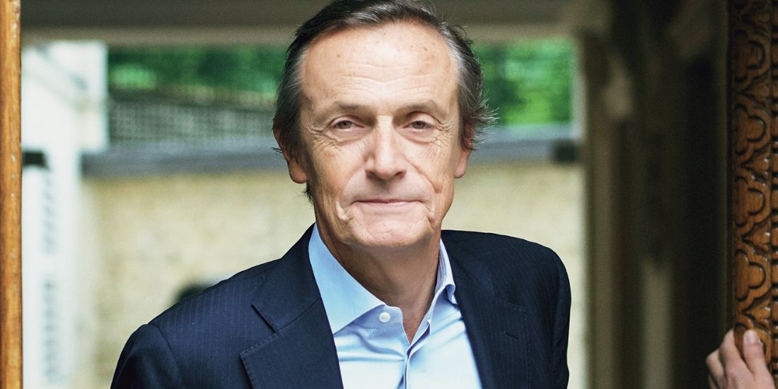 Le portrait numérique de Jean-Baptiste Danet, président de CroissancePlus