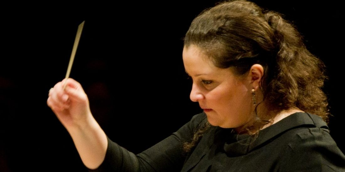 4 méthodes de la cheffe d'orchestre Zahia Ziouani pour diriger son entreprise à la baguette
