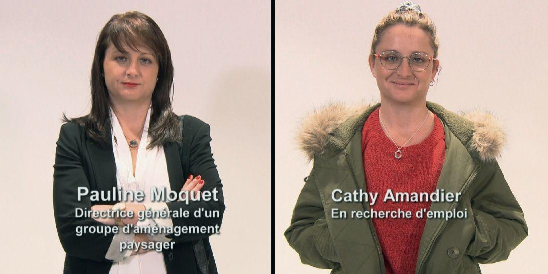 """Quand Pauline Moquet (Daniel Moquet Signe Vos Allées) participe à """"Patron Incognito"""""""