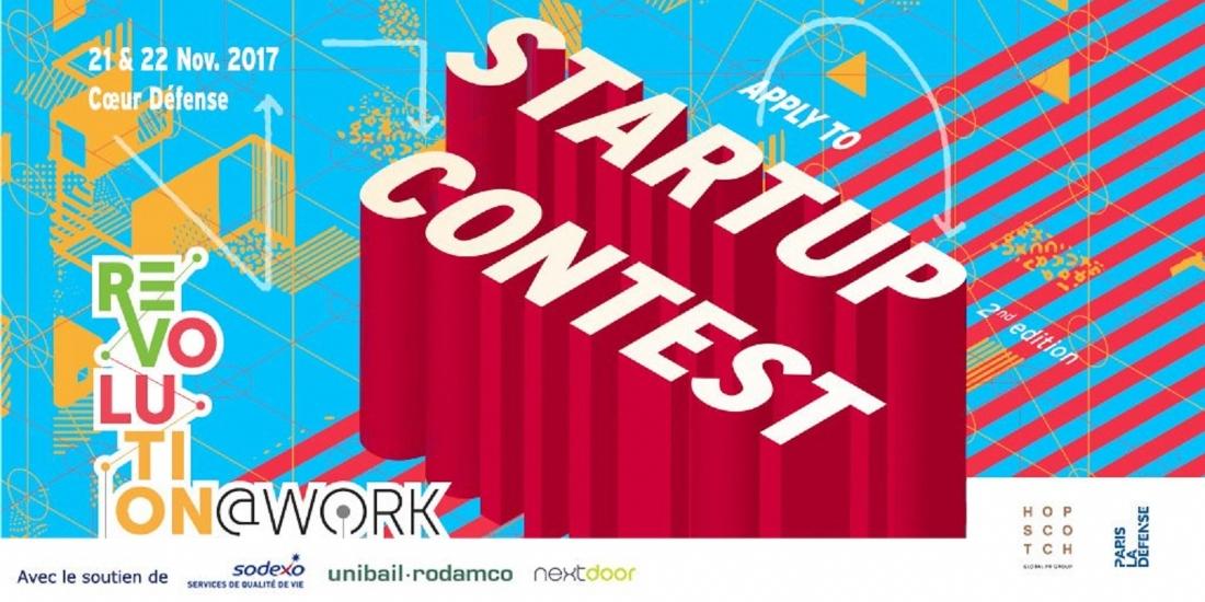 Revolution@Work, un concours pour les start-up qui révolutionnent le monde du travail