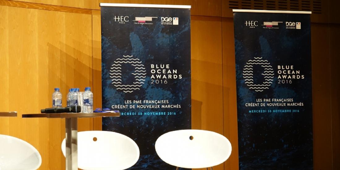 Appel à candidature : les Blue Ocean Awards récompensent les PME ayant créé leur marché