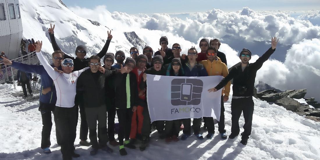 Comment les salariés de Famoco ont gravi le Mont-Blanc dans le cadre d'un team building