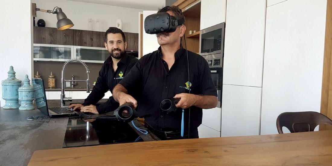 [Les Pros ont du talent] Jean-Yves et Alexis Péan : ils changent de dimension pour leurs clients