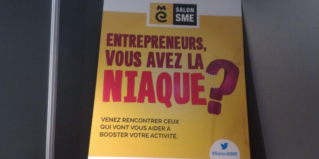 Cr ation d 39 entreprise start up for Salon creation entreprise