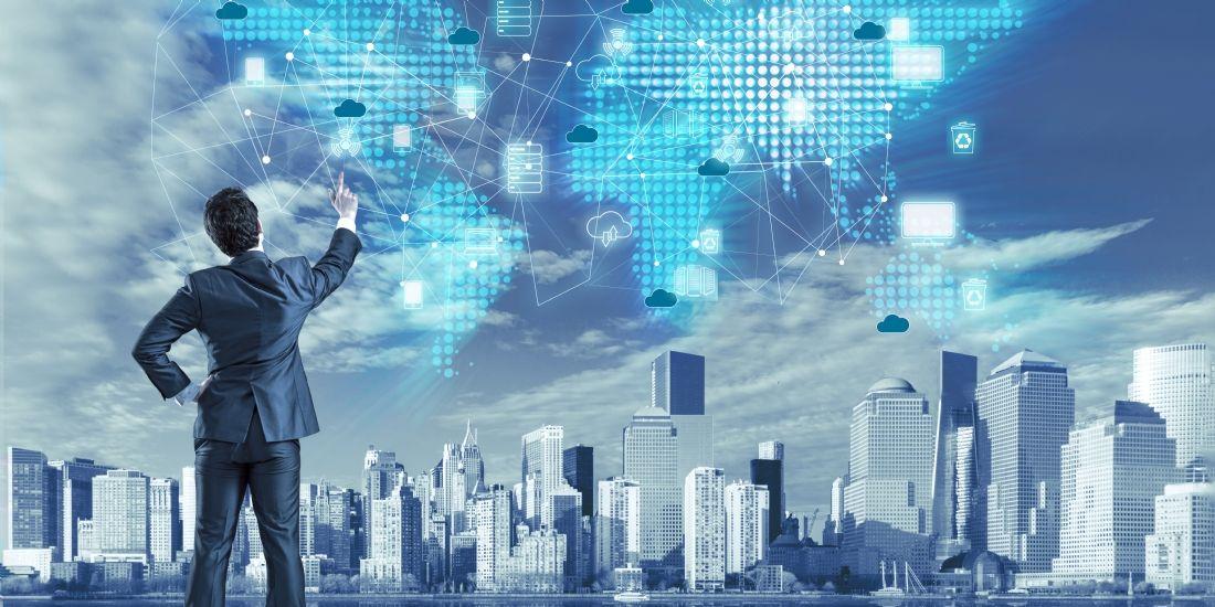Les start-up du numérique françaises réalisent 54 % de leur chiffre d'affaires à l'international