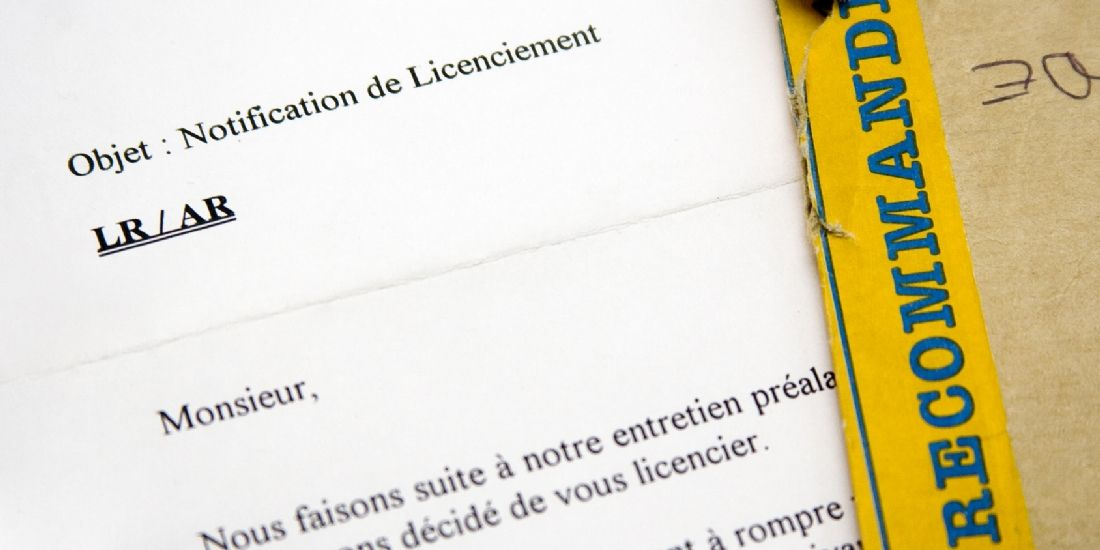 Licenciement: 6 modèles de lettres types publiés au Journal officiel