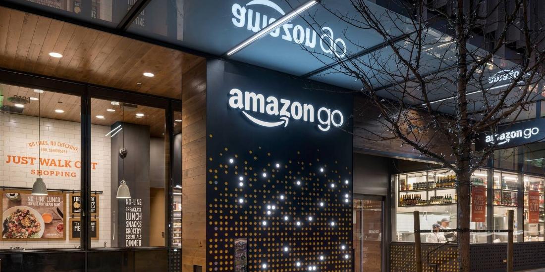 Le premier magasin Amazon Go ouvre enfin à Seattle