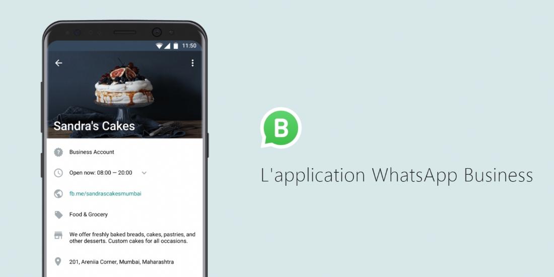 WhatsApp va lancer un service dédié aux professionnels en France
