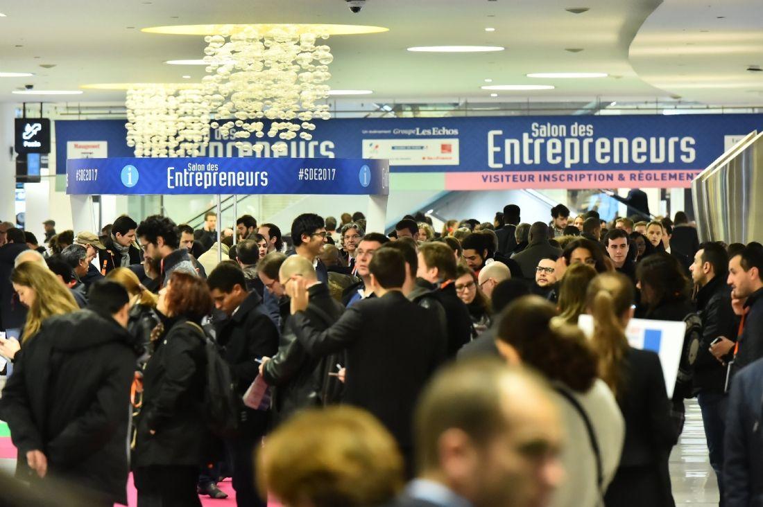 Salon des entrepreneurs une 25e dition sous le signe du for Salon creation entreprise