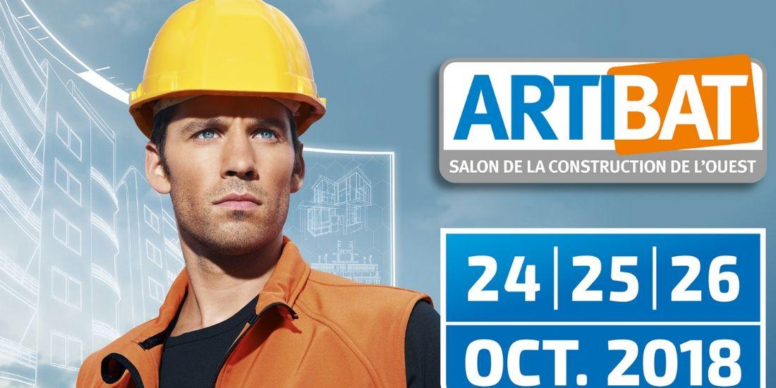 Salon Artibat : innovation et entreprise de demain au programme