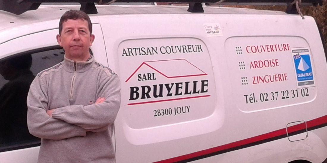 [#LesPros2018] Jean-Michel Bruyelle, un couvreur prévenant